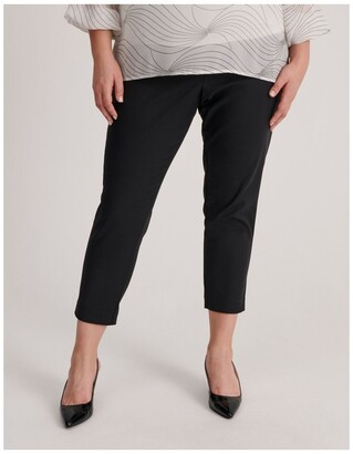 Basque Cotton Sateen Pants