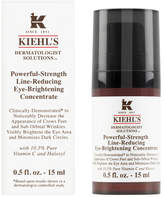 Kiehl's Powerful-Strength Line-Reducing Eye Brightening Concentrate, 0.5 oz.
