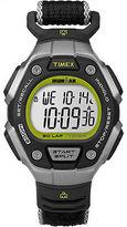 Timex Women's Ironman Classic 30 Black Strap Silver-Tone Case Sport TW5K89800