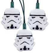 Star Wars Kurt Adler UL 10-Light Storm Trooper Light Set