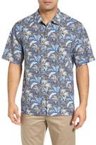 Tommy Bahama Topicalia Garden Original Fit Camp Shirt