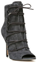 Sam Edelman Asher Lace-Up Open Toe Booties