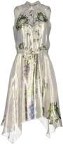 Versace Knee-length dresses - Item 34800105