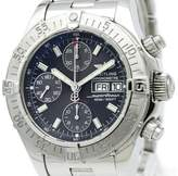 Breitling Chrono A13340 Stainless Steel Automatic 42mm Womens Watch