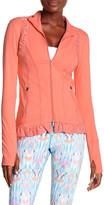 Vimmia Lace Ruffle Jacket