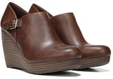 Dr. Scholl's Women's Honor Medium/Wide Memory Foam Wedge Ankle Boot