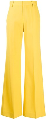 Marc Jacobs High-Waisted Wide Leg Trousers
