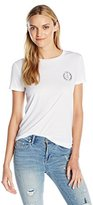 Juicy Couture Black Label Women's Knt Jersey Iconic Tee