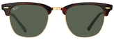Ray-Ban Clubmaster Mock Tortoise/Arista