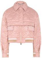 Stella McCartney quilted star jacket