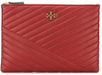 Tory Burch Kira quilted clutch