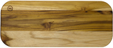 Mario Batali Teak Wood Bread Board
