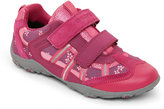 Geox Kids Girls) Fuchsia Better Velcro® Sneakers