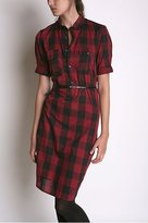 Factory Shirtdress