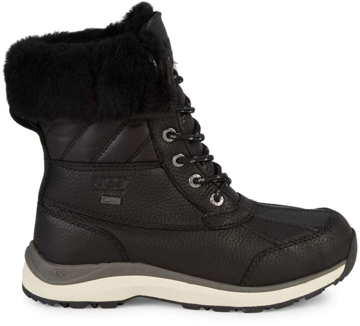 b4d5be836e1 Adirondack Faux-Fur Lined Leather Boots