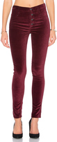 James Jeans High Class Velvet Skinny
