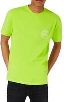 Topman Men's Oversize Crewneck T-Shirt