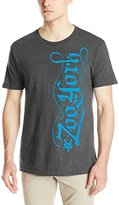 Zoo York Men's Calligrapher City Short Sleeve T-Shirt