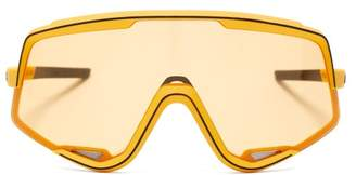 100% - Glendale Cycle Sunglasses - Mens - Yellow