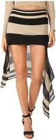 Vivienne Westwood Stripy Skin Skirt