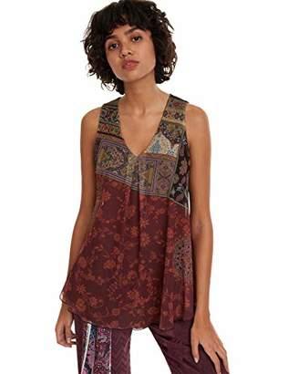 Desigual Women's T-Shirt Indira,M