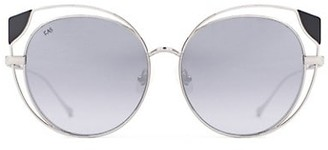 For Art's Sake 57MM Skylar Cateye Sunglasses