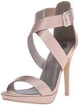 Michael Antonio Women's Luckey-Sat Dress Sandal