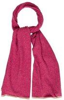 Brunello Cucinelli Bicolor Knit Scarf