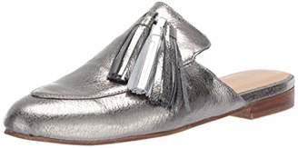Kaanas Women's Kingston Tassel Flat Loafer Slide Shoe Pump