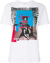 Sonia Rykiel graphic printed T-shirt