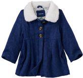 Carter's Girls 4-8 Wool-Blend Coat