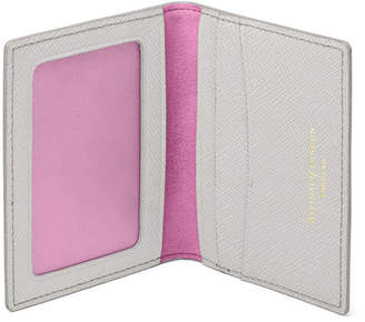 Aspinal of London Id Travel Card Holder