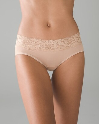 Soma Intimates Super Soft Signature Lace Hipster