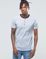 NATIVE YOUTH Grandad Neck Top