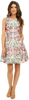 Ted Baker Gaea Layer Bouquet Full Skirt Dress