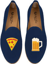 Del Toro M'O Exclusive: Beer & Pizza Slipper