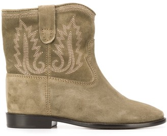 Isabel Marant Crisi slouch boots