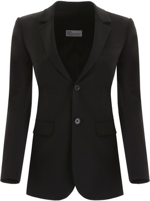 RED Valentino Single-breasted Jacket