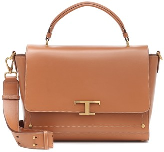 Tod's Timeless Large leather shoulder bag