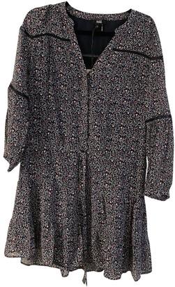 Paige Blue Cotton Dress for Women