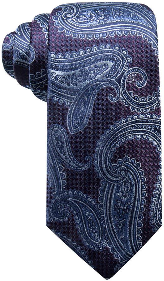 Tasso Elba Men Paisley Silk Tie