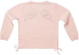 Marie Chantal Diamante Wing Sweater