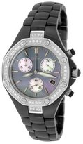 Le Château Women's 5829l_blmop Condezza LC Collection Ceramic and Zirconias Watch