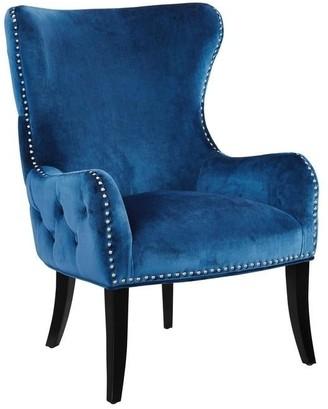 Linon Boston Round Back Chair
