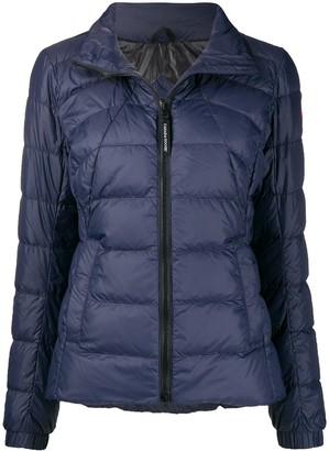 Canada Goose Abbott zipped jacket