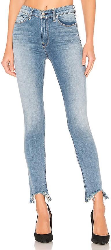 Hudson Jeans Barbara High Waist Skinny.