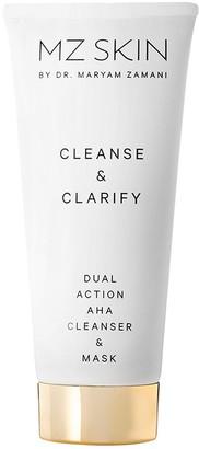 MZ SKIN 100ml Cleanse & Clarify Cleanser & Mask