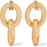 Carolina Bucci 1885 18-karat Gold Earrings - one size