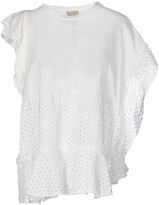 Nude Blouses - Item 38583409