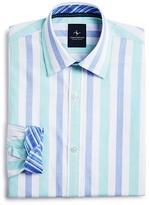 Tailorbyrd Boys' Wide Stripe Dress Shirt - Sizes 8-18
